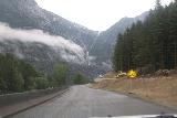 Hardanger_driving_019_06252019 - Navigating the construction zone as I was driving between Eidfjord and the Ovre Eidfjord