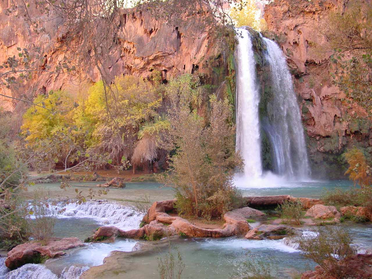 A Top 10 US Waterfall