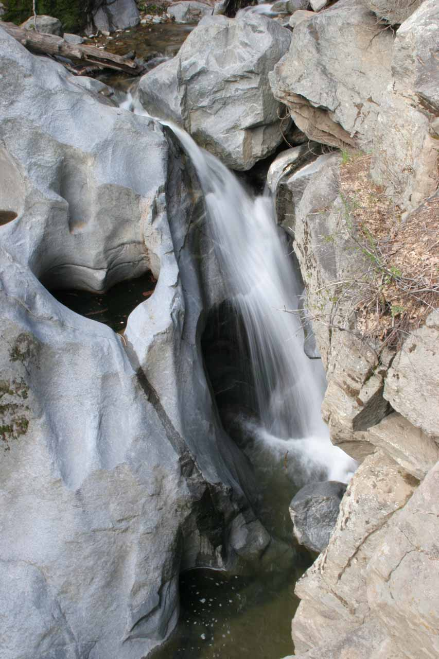 10. HEART ROCK FALLS (SEELEY CREEK FALLS) [Crestline, San Bernardino County]