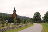 Heddal_Stavkirke_071_06182019 - Our last look at the Heddal Stave Church before we headed out
