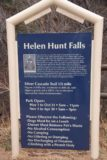 Helen_Hunt_Falls_001_03222017 - Sign at the Helen Hunt Falls