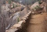 Helen_Hunt_Falls_026_03222017 - The walkway leading up to the top of the Helen Hunt Falls