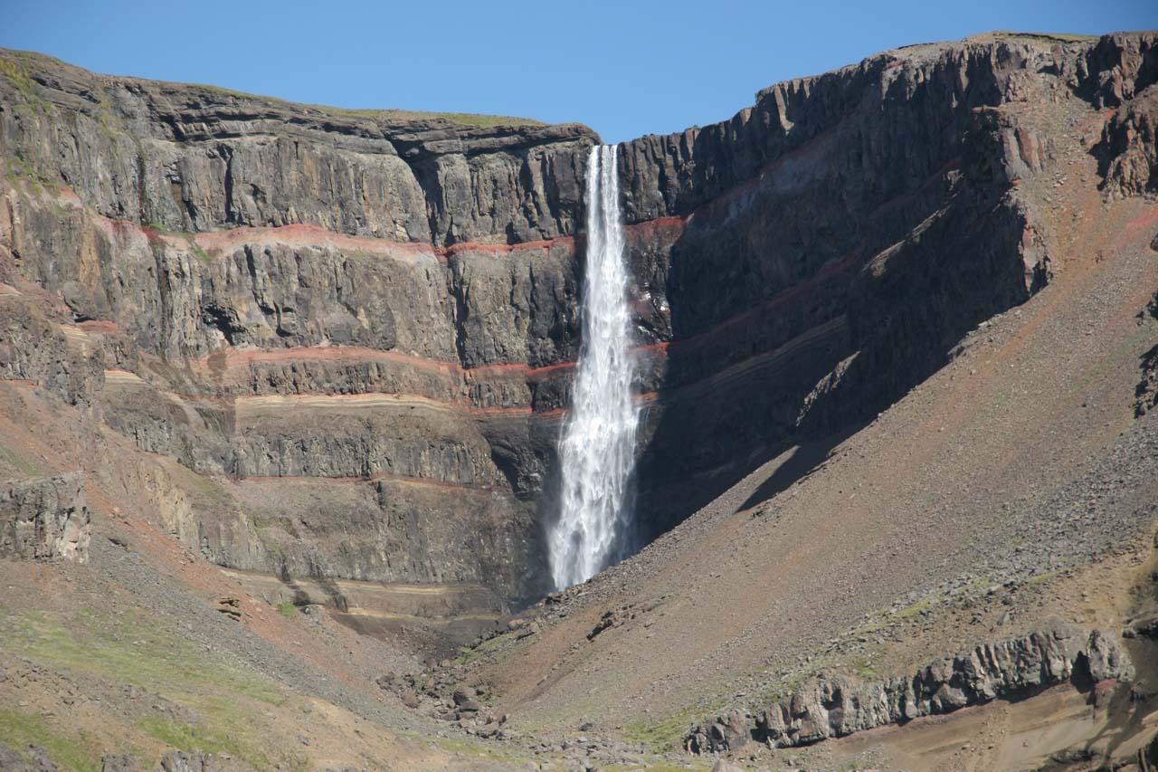 7. HENGIFOSS [near Egilsstaðir, East Region]