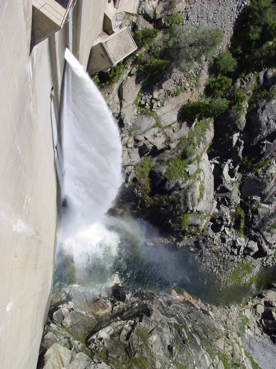 Hydroelectricity - one of the uses of waterfalls