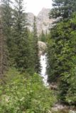 Hidden_Falls_Jenny_Lake_063_08132017 - This partial view of Hidden Falls was the first glimpse we had of the aptly-named waterfall