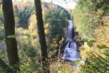 High_Falls_Chateaugay_025_10102013 - First look at High Falls before continuing with the descent down to its base