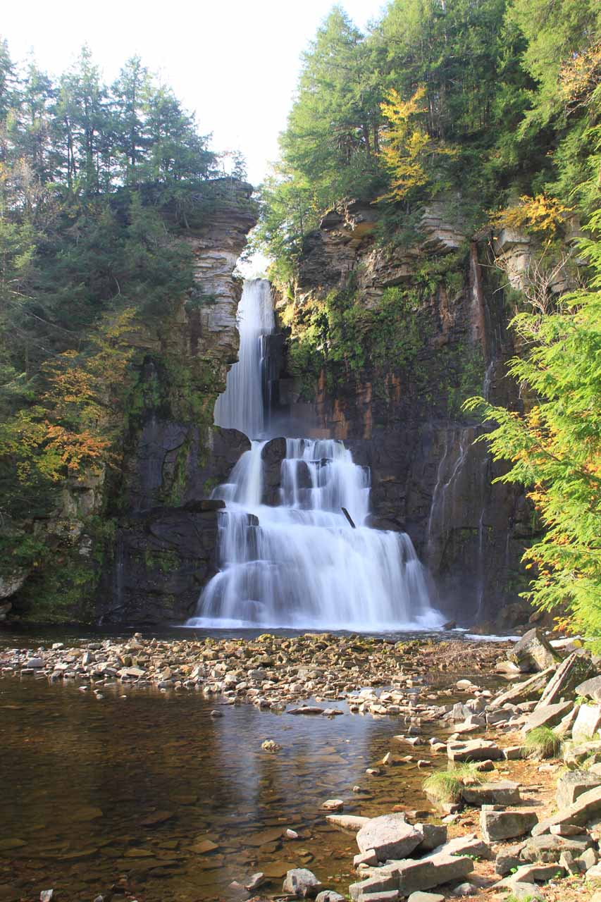 High Falls (Chateaugay)