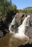 High_Falls_Pigeon_River_065_09272015 - This was the unobstructed view of High Falls of the Pigeon River from the Canadian side