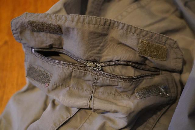 This old REI Sahara hiking pant suffered from a zipper that no longer works