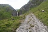 Hintertux_284_07182018 - Another look back at the context of the upper trail leading to the Schleierfall from the Bichlalm Trail side