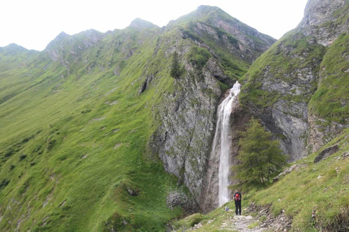 Schleier Waterfall