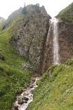 Hintertux_325_07182018 - Another direct look at the Schleierfall with the continuation of the Weintalbach downstream of it
