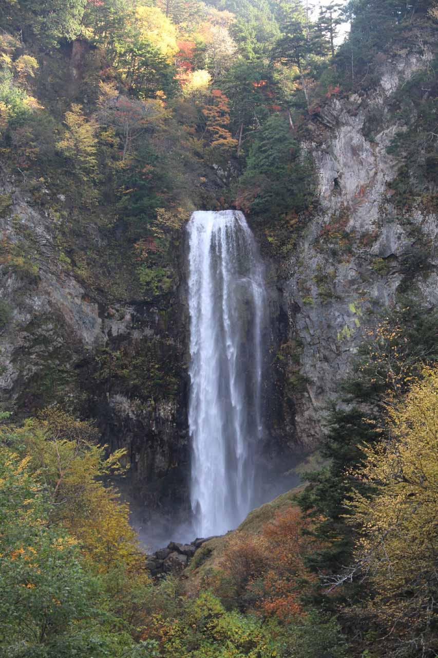 Hirayu Waterfall