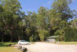 Hogarth_Falls_17_013_11282017 - The car park for the People's Park in Strahan