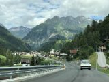 Hohe_Tauern_046_jx_07162018 - Approaching the town of Matrei in Osttirol well south of the Felbertauerntunnel