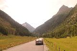 Hohe_Tauern_086_07152018 - Driving the side road within the Gschlosstal Valley as we were about to leave