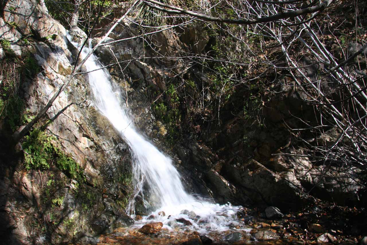 Holy Jim Falls