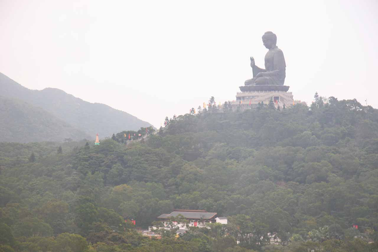 Getting closer to the Buddha