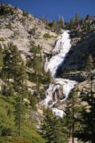 Horsetail_Falls_096_06222016 - This was a zoomed in perspective of our distant elevated view of the Horsetail Falls from our false scramble