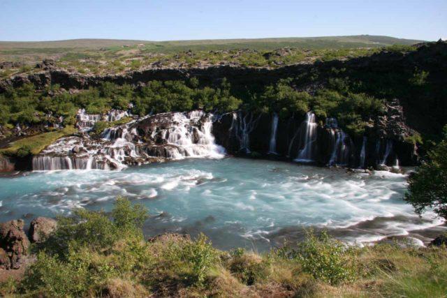Hraunfossar_033_06232007 - Hraunfossar