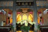 Hualien_060_10272016 - The main shrine in the temple near the car park for the East Town 26 Hotel