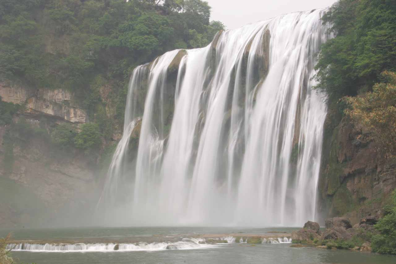 A China Waterfall