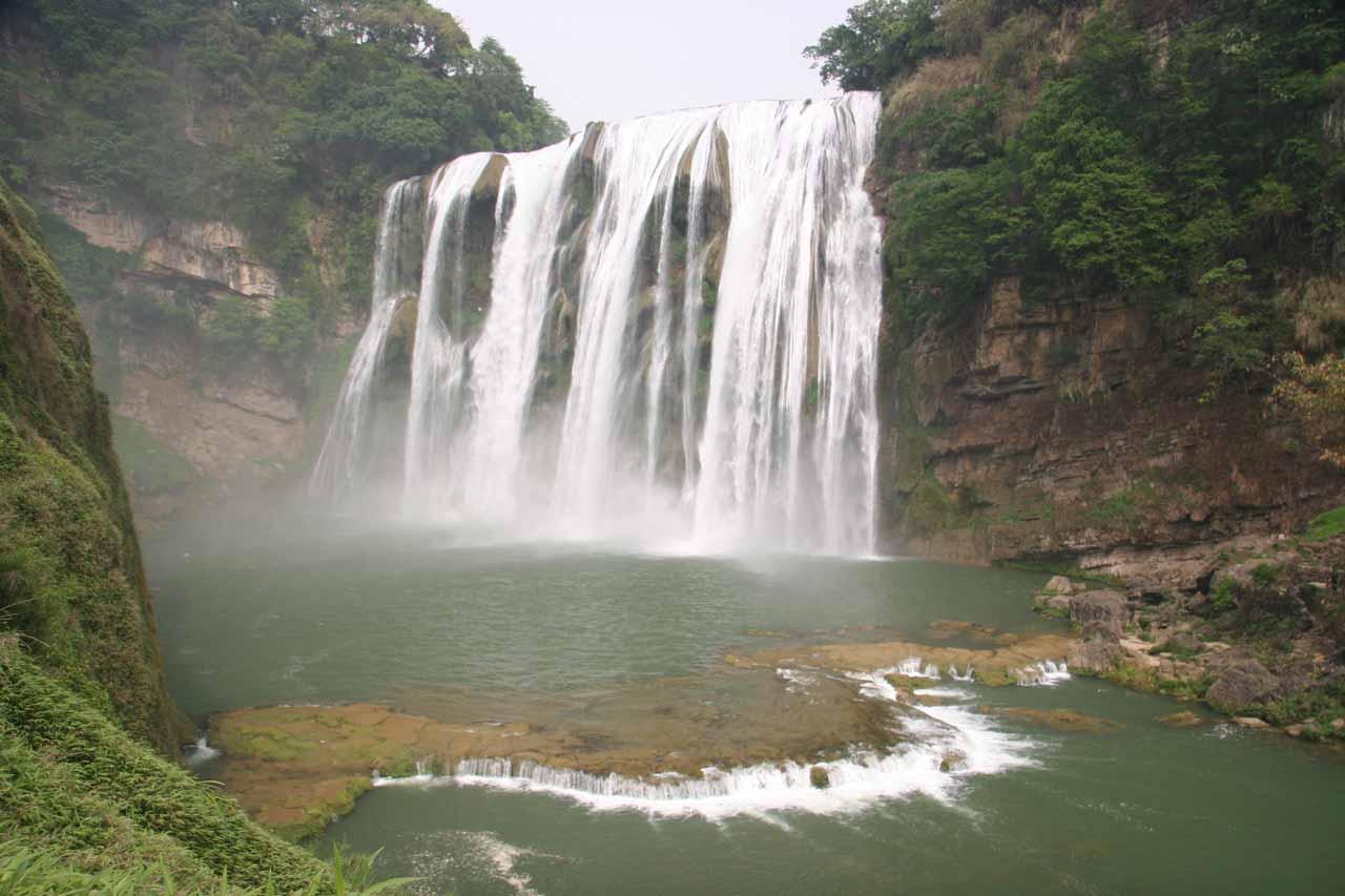 Huangguoshu Waterfall