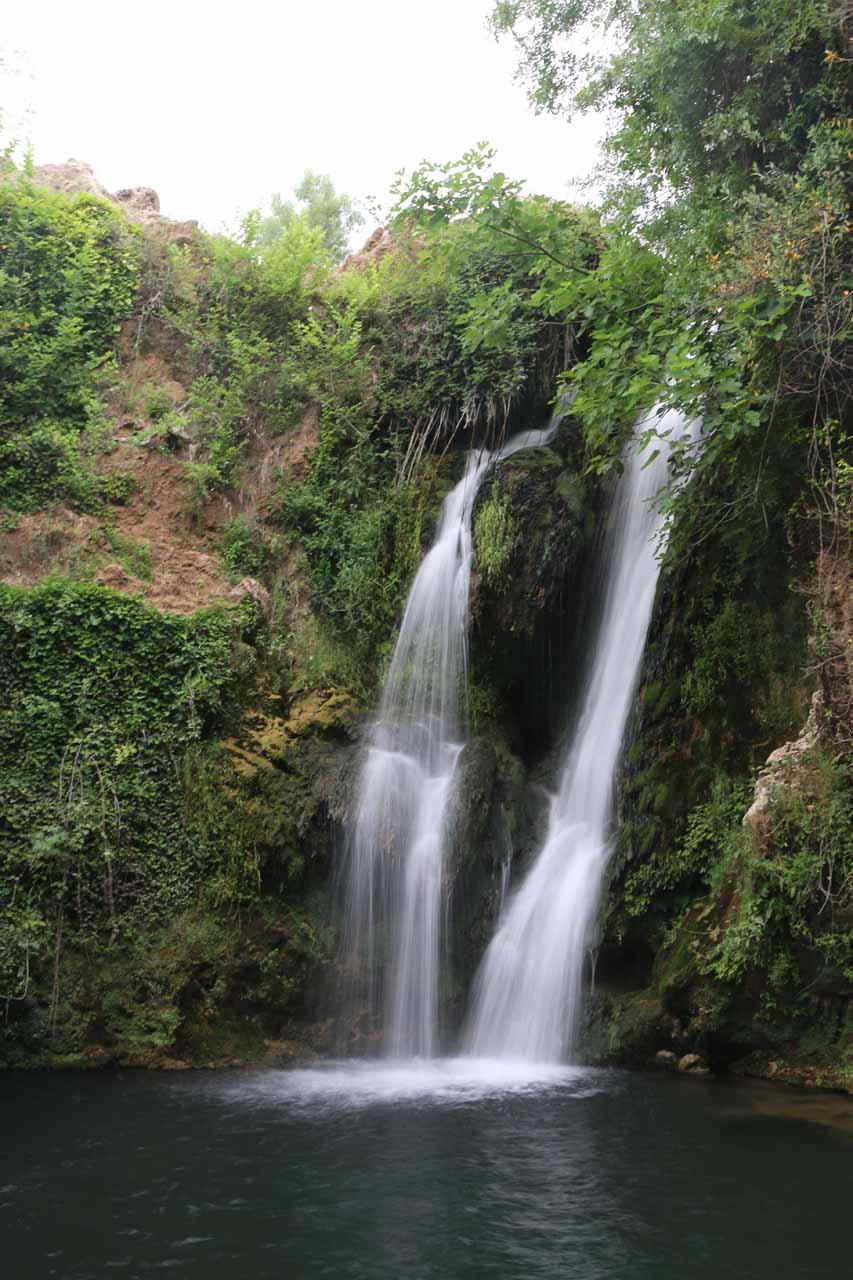 Cascadas de Huesna