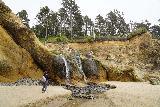 Hug_Pt_009_06232021 - Looking back across the Hug Point Waterfall