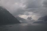 Hurtigruten_day2_181_06302019 - Low and dark clouds covering Geirangerfjorden