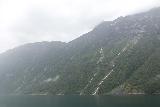 Hurtigruten_day2_193_06302019 - Looking at some sloping waterfalls within Geirangerfjorden