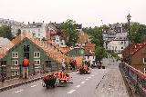 Hurtigruten_day3_070_07012019 - Crossing over the charming Gamlebybro in Trondheim