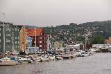 Hurtigruten_day3_149_07012019 - Back by the Trondheim harbor as we were making our way back to the Hurtigruten Terminal