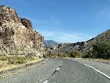 I-70_005_iPhone_10152020 - Driving through the scenic San Rafael Swell along the I-70 in Utah