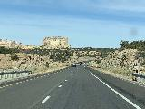 I-70_022_iPhone_10152020 - Driving through the scenic San Rafael Swell along the I-70 in Utah