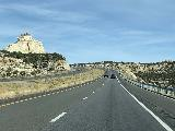 I-70_025_iPhone_10152020 - Driving through the scenic San Rafael Swell along the I-70 in Utah