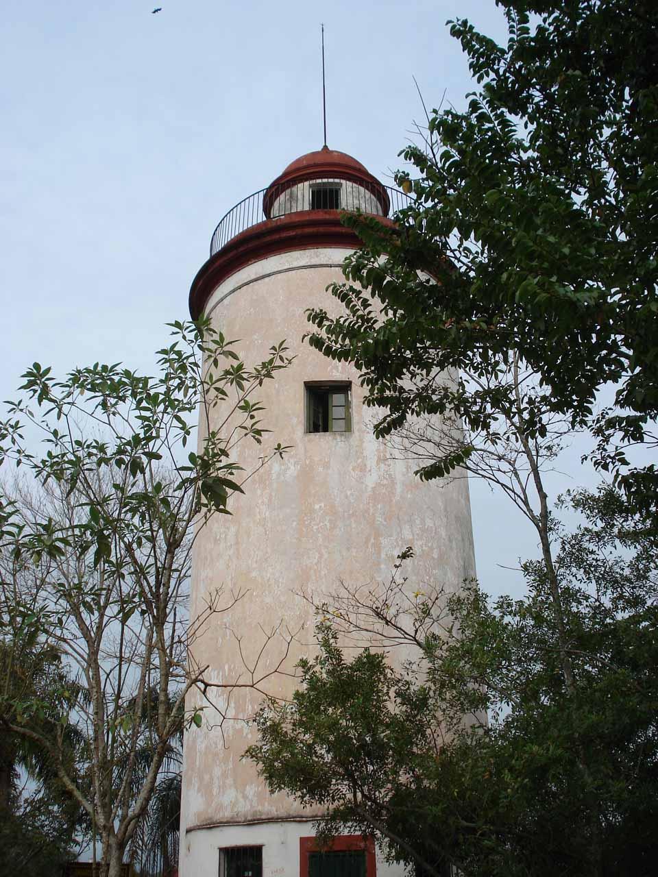 The Tower at Iguazu Falls