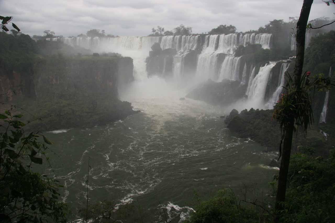 More views of the impressive Iguazu Falls