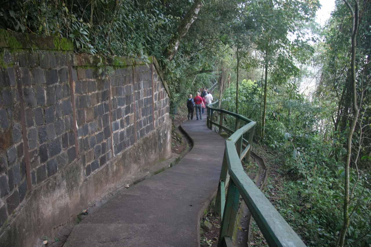 The Brazilian catwalk