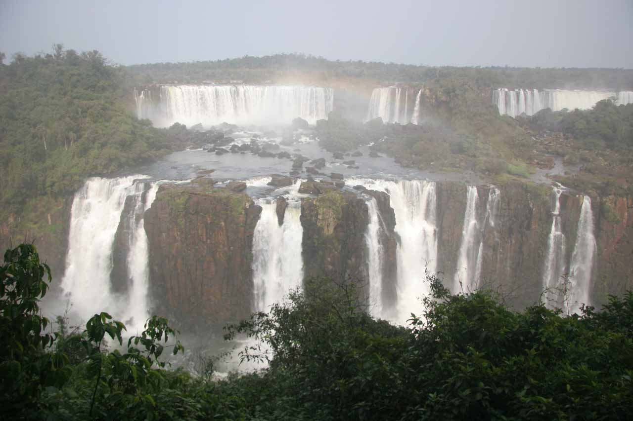 The Top 10 Best Waterfalls Of World Iguazu Falls