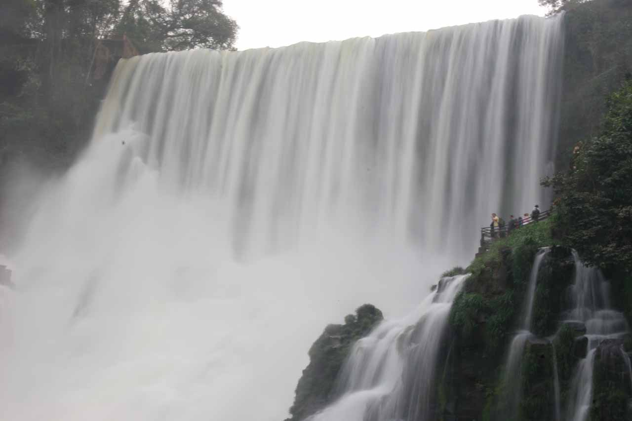 An Argentina Waterfall