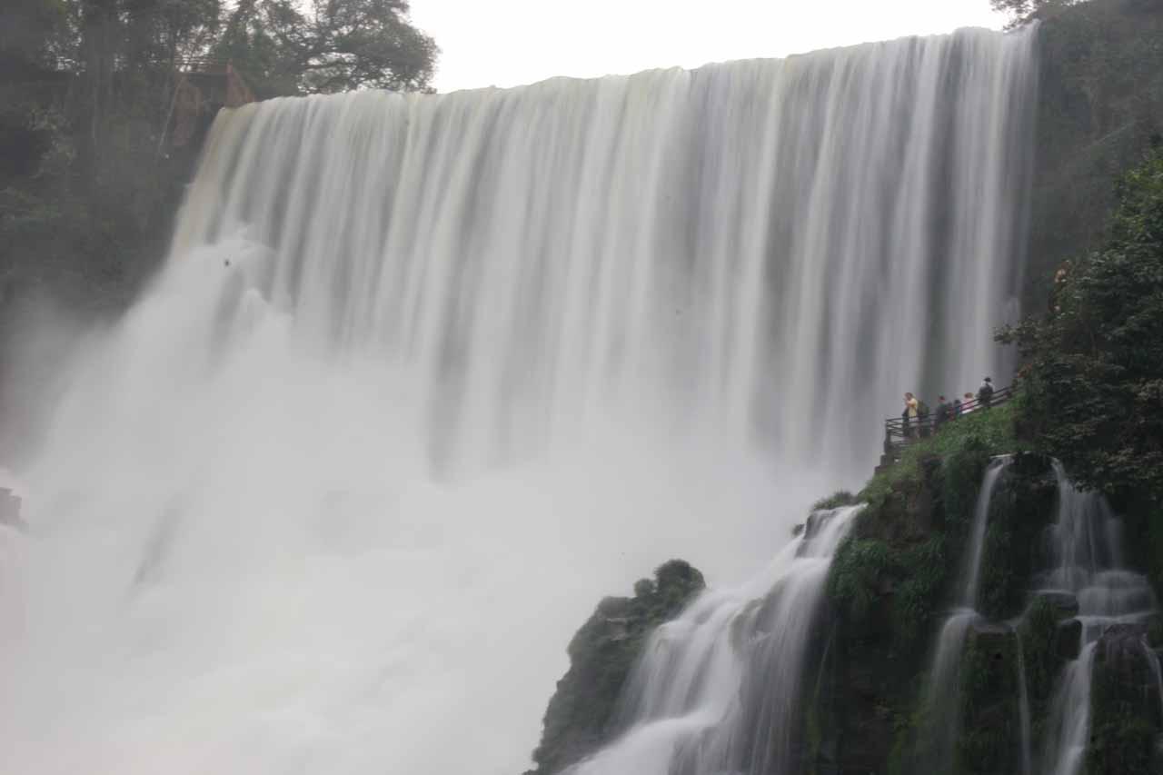 An Argentina Waterfall