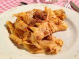 Il_Rigo_002_jx_05252013 - The pasta alla bolognese that was our primi (first plate, but second course)