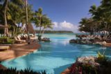 Ile_des_Pins_132_11272015 - Attractive view over the swimming pool at the Le Meridien Ile des Pins