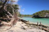Ile_des_Pins_633_11272015 - Another look back towards the Kanumera Rock and Bay and its sandbar