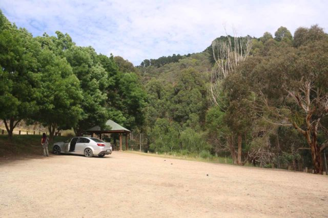 Ingalalla_Falls_002_11132017 - The car park for Ingalalla Falls