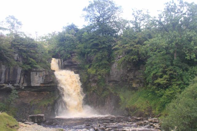 Ingleton_Waterfalls_Trail_090_08172014 - Thornton Force - one of the many waterfalls on the Ingleton Waterfalls Trail