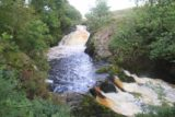 Ingleton_Waterfalls_Trail_170_08172014 - Beezley Falls was the first of the River Doe Waterfalls that we saw