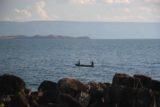 Isanga_Bay_056_06012008 - Fishers overfishing with mosquito nets on Lake Tanganyika