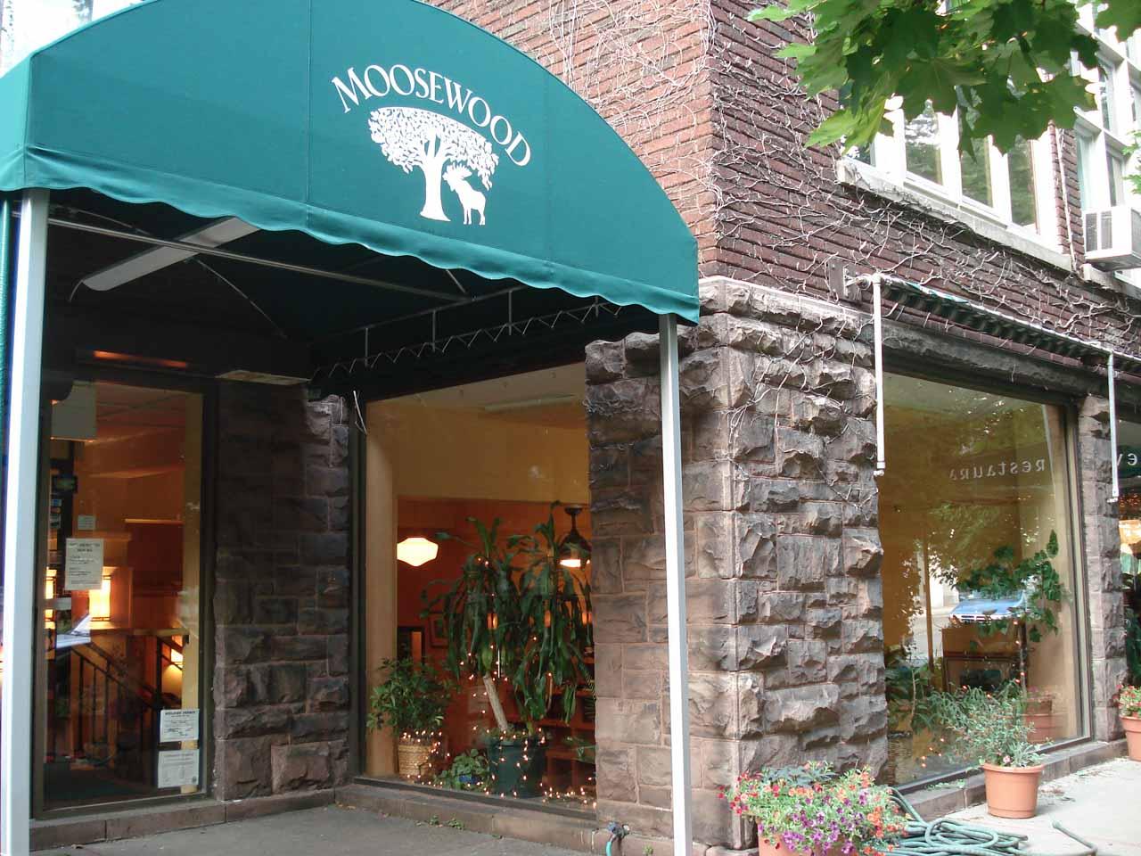 Moosewoods in Ithaca